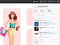 Fashionista Twitter Background