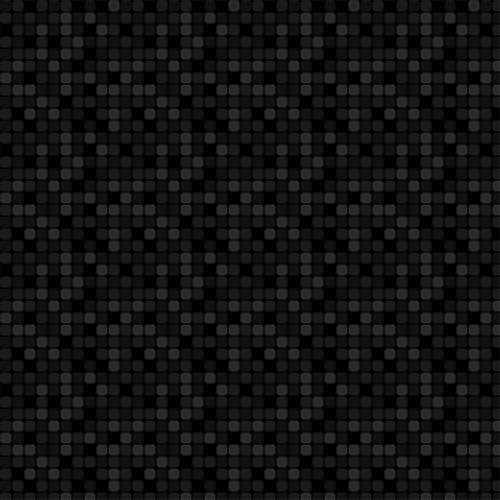 Black Mosaic Tiles