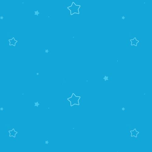 Cute Stars Pattern