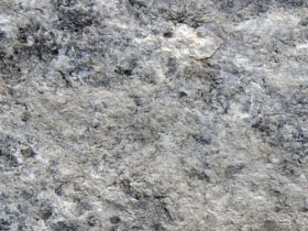 Close-Up Texture Of Grey Stone