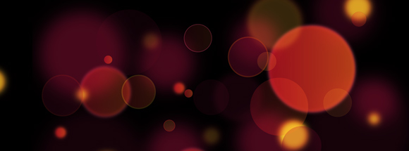 Bokeh Facebook Cover