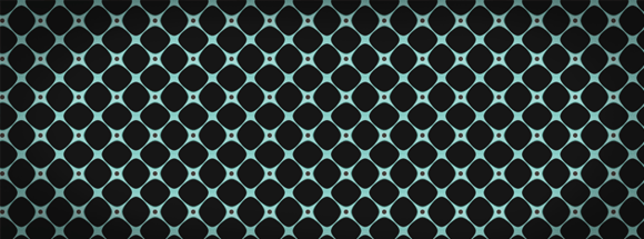 Metallic Grid Facebook Cover