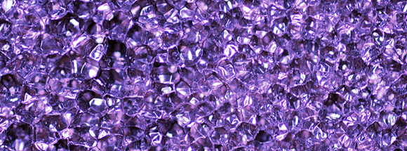 Purple Glitter Facebook Cover